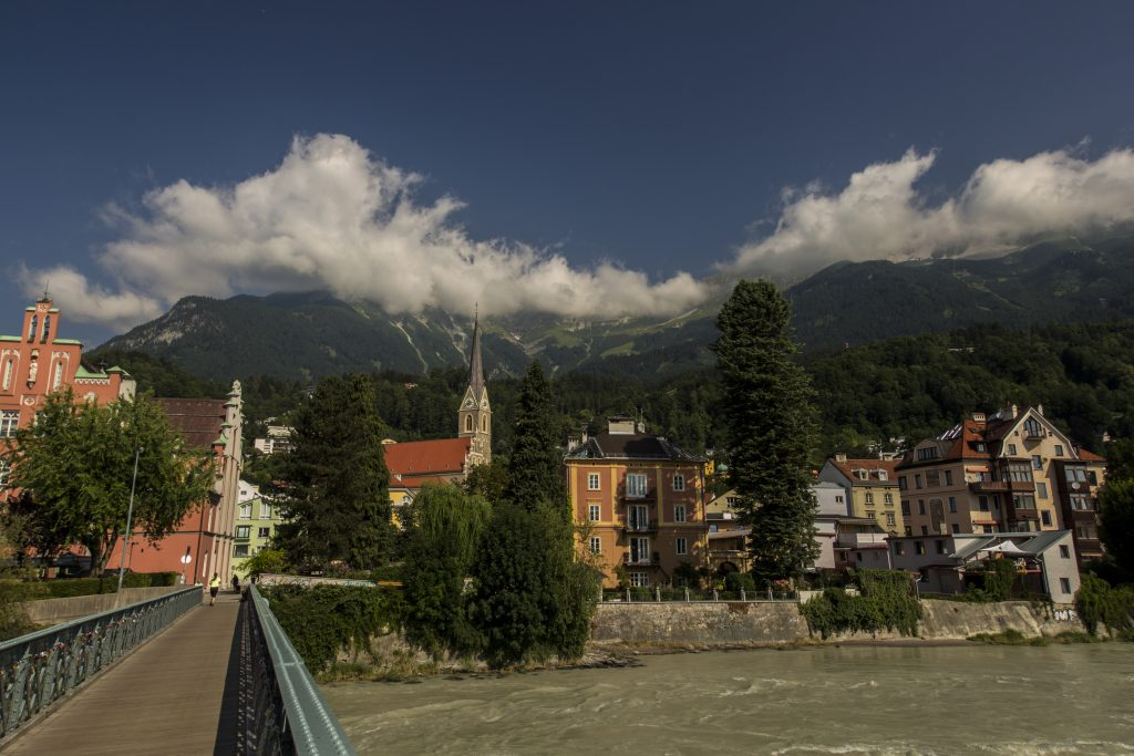 Fiets mee in de trein naar Innsbruck