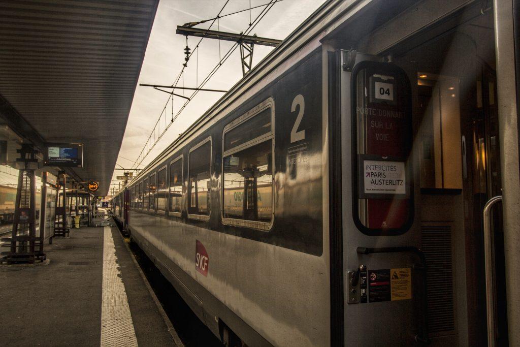 fiets mee in de trein naar parijs