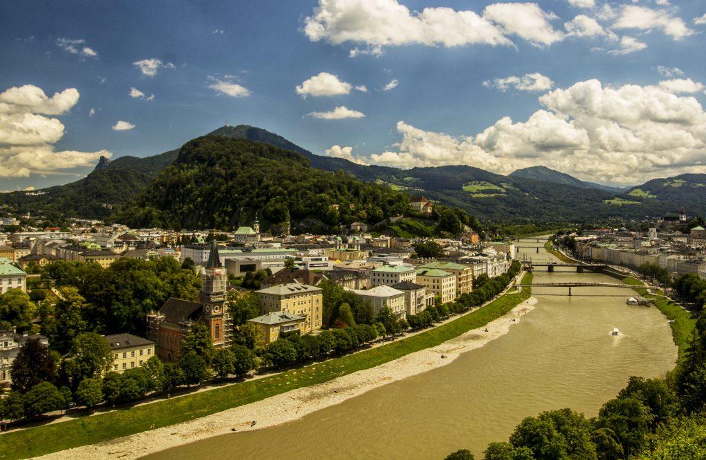 Fiets mee in de trein naar Salzburg