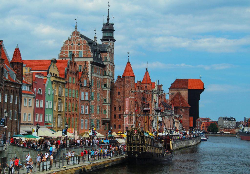 Fiets mee in de trein naar Gdansk